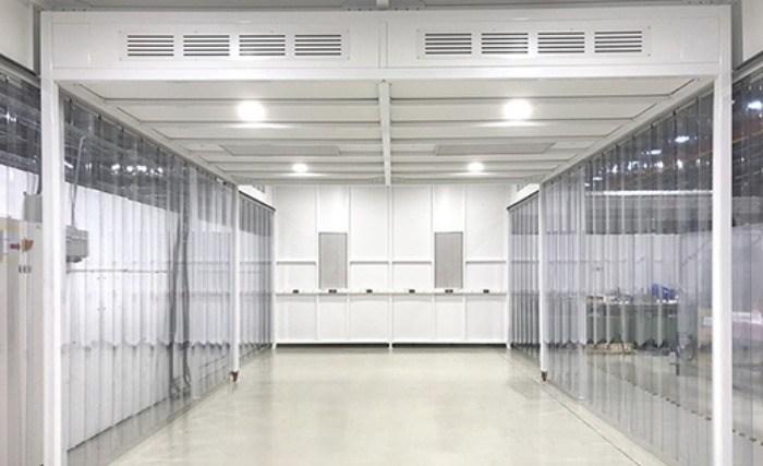 CERN Cleanroom
