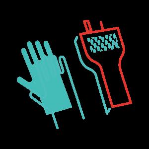 Reinraum-Verbrauchsmaterialien