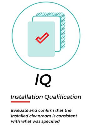 IQ – Installation Qualification