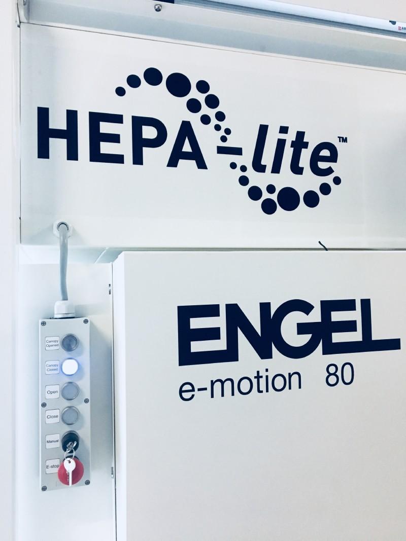 HEPA-lite™ entwickelt